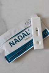 Экспресс тест Nadal на коронавирусу купить юридическим лицам